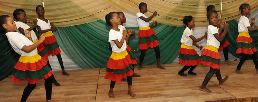 Cultural Performance by St. Dominic Children Ministry