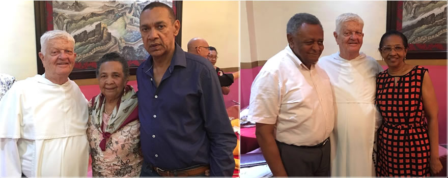 Send Forth: Bro. Stephen OP & Members of Murray-Bruce Family